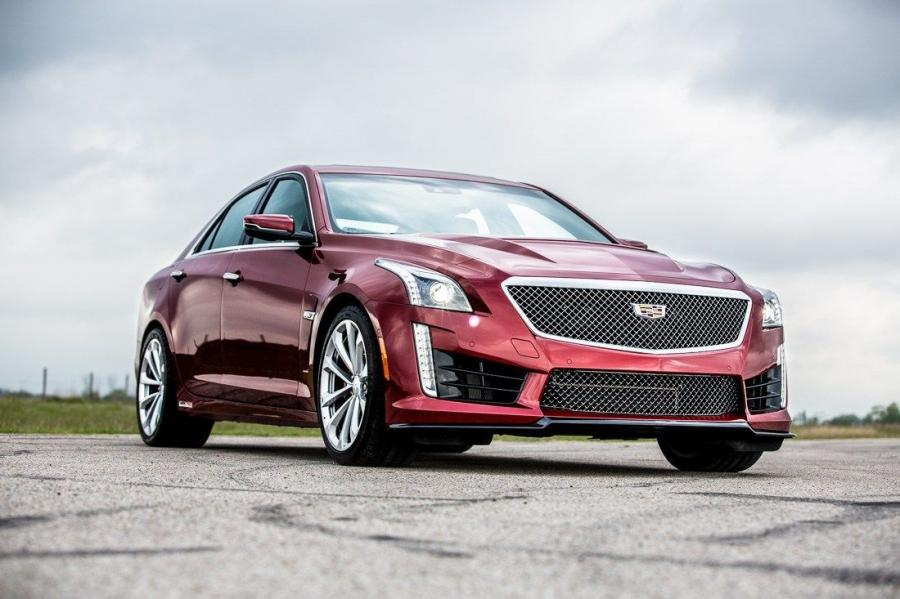Cadillac CTS-V HPE750 by Hennessey Performance