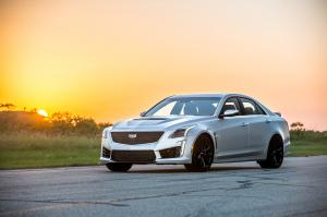 2016 Cadillac CTS-V HPE800 by Hennessey