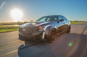 2016 Cadillac CTS-V HPE850 by Hennessey