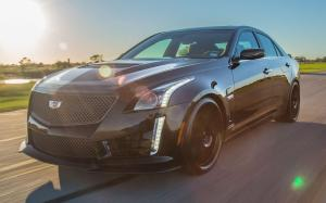 Cadillac CTS-V HPE850 by Hennessey '2016