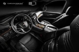 Cadillac Escalade Platinum by Carlex Design 2016 года
