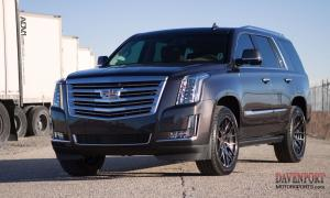2016 Cadillac Escalade by Davenport Motorsports on ADV.1 Wheels (DVP03 MV2 CS)