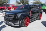 Cadillac Escalade by STRUT on Forgiato Wheels (S217) 2016 года