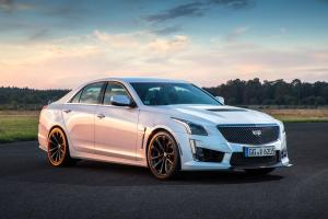 2017 Cadillac CTS-V Carbon Black Edition