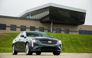 2019 Cadillac CT4 Premium Luxury