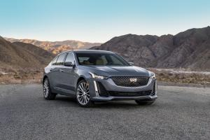 2019 Cadillac CT5 Premium Luxury