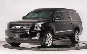 Cadillac Escalade Chairman Package by Inkas 2019 года