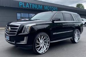 2019 Cadillac Escalade on Forgiato Wheels (Sincro)