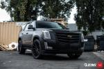 Cadillas Escalade ESV by TAG Motorsports on Vossen Wheels (HF6-1) 2019 года
