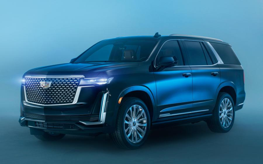 Cadillac Escalade Luxury (NA) '2020