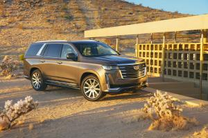 2020 Cadillac Escalade Platinum Luxury