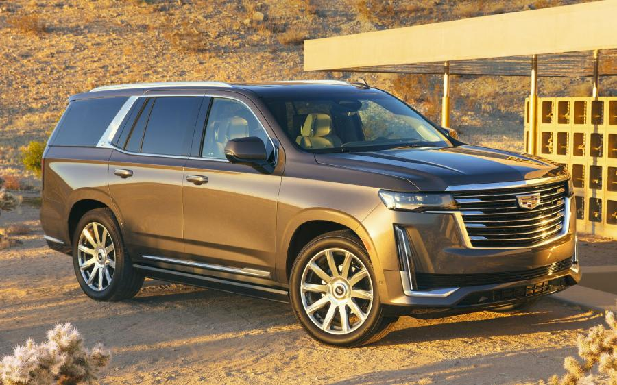 Cadillac Escalade Platinum Luxury (NA) '2020