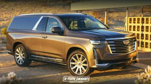 2020 Cadillac Escalade ShootingBrake by X-Tomi Design