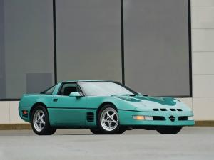 1989 Callaway C4 Twin Turbo Sledgehammer Corvette