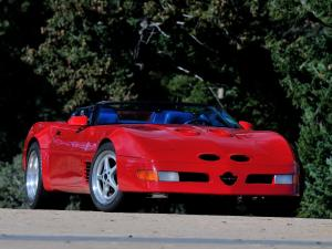 Callaway C4 Twin Turbo Corvette ZR1 Super Speedster 1990 года
