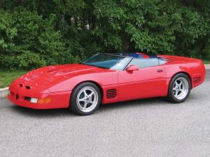 1991 Callaway C4 Twin Turbo Corvette Speedster