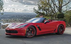 Callaway Corvette Z06 Stingray on Forgiato Wheels (F2.21-ECL) '2016
