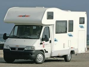 2004 Caravans International Elliot