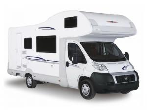 Caravans International Elliot 2007 года