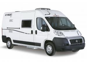 2007 Caravans International Kyros 4