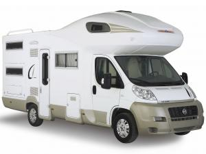 2007 Caravans International Mizar GTL Living