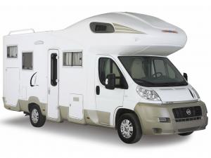 2007 Caravans International Mizar Garage
