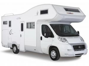 2007 Caravans International Riviera Garage