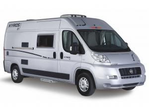 2008 Caravans International Kyros 3