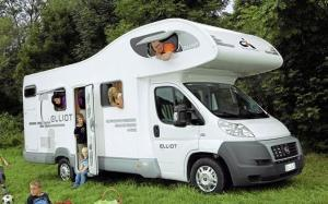 Caravans International Elliot 40