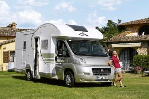 Caravans International X-Til Garage S 2012 года