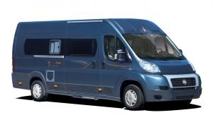 2014 Caravans International Kyros 2 Maxi Prestige