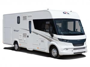 2014 Caravans International Mizar Garage