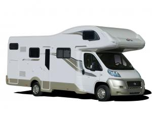 2014 Caravans International Riviera 75