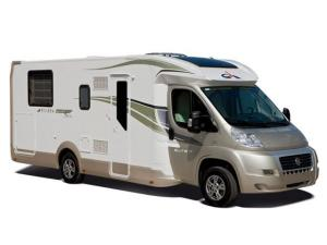 Caravans International Riviera Elite P Sinfonia