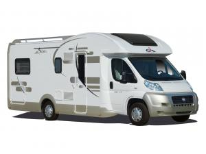Caravans International Sinfonia 86 XT