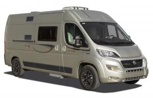 2015 Caravans International Kyros 2 Prestige
