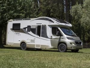 2015 Caravans International Sinfonia 65 XT
