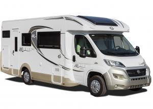 Caravans International Magis 74 XT