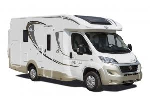 2016 Caravans International Magis 94 XT