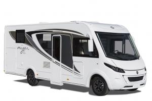 Caravans International Mizar 66