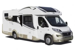 Caravans International Riviera 98 XT