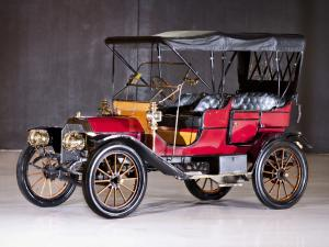 1909 Cartercar Model H Touring