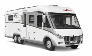 2016 Carthago Chic C-Line XL