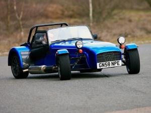 Caterham Seven Roadsport 175 2009 года