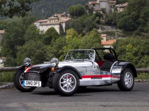 2010 Caterham Seven Roadsport 125 Monaco Limited Edition