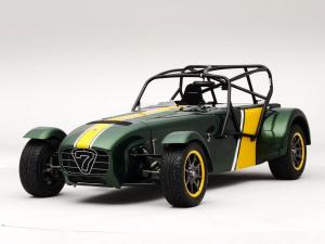 2011 Caterham Seven Superlight R500 Team Lotus Special Edition