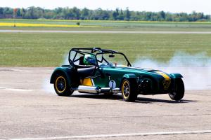 Caterham Seven by Team Lotus 2011 года