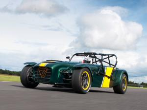 Caterham Seven Superlight R600 2012 года