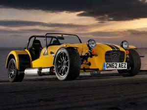 Caterham Seven Supersport R 2012 года