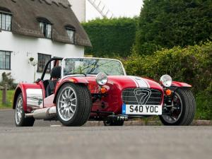 2013 Caterham Seven Limited Edition Pack 40th Anniversary